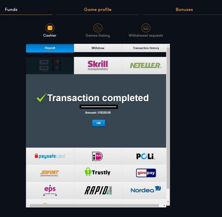 Frank Casino 4_Deposit completed.JPG